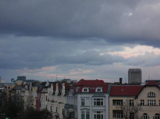 Ivbergs Hotel Charlottenburg : Ausblick