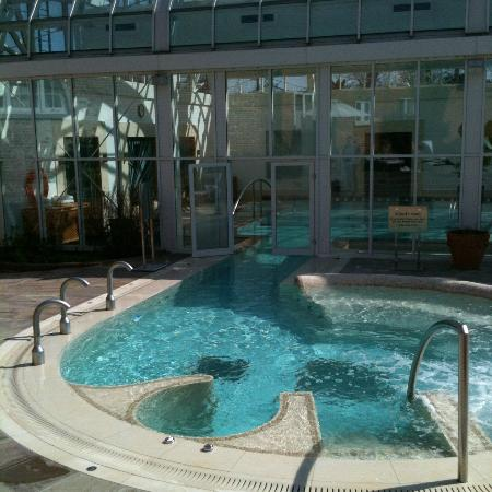 Four Seasons Hotel Hampshire England Spa Hot Tub