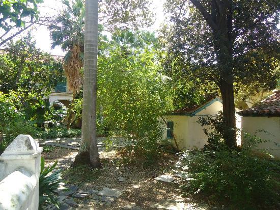 Convento De Santa Clara: Patio interior