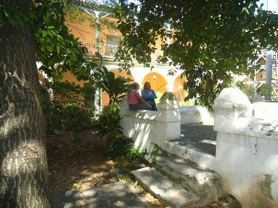 Convento De Santa Clara: Patio interno
