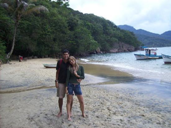 Pousada O Pescador: Praia de Dois Rios