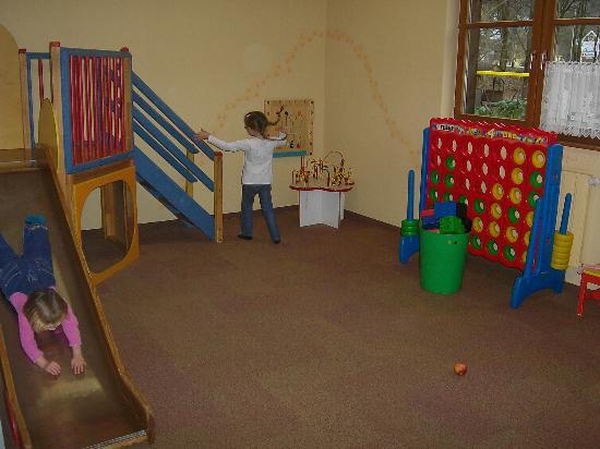 Aparthotel Frankenwald: Spielzimmer