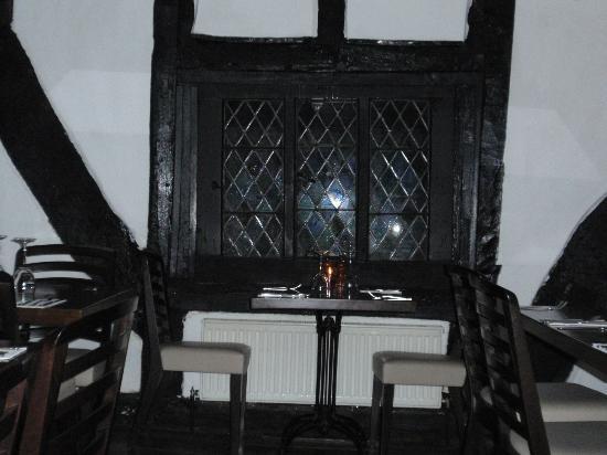 Prezzo - Salisbury: Upstairs window