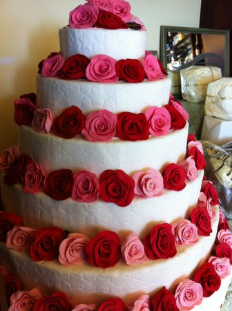 Antica Pasticceria dell'Artista: WEDDING CAKE