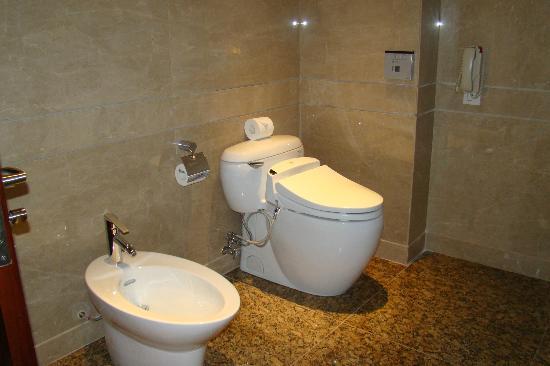Vinpearl Luxury Nha Trang: Toilet
