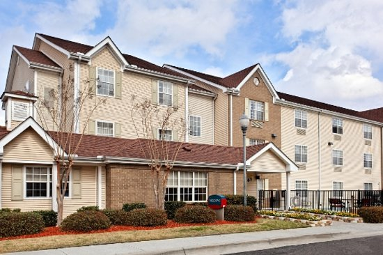 Home Towne Suites - Montgomery: Exterior
