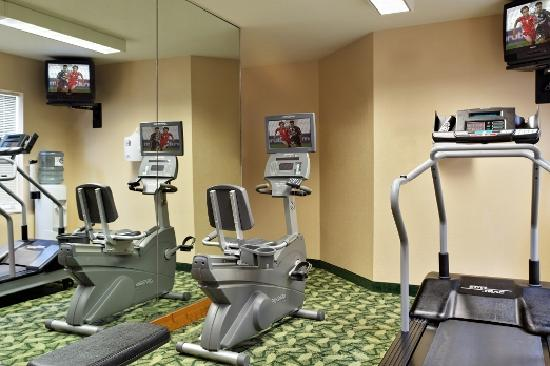 Home Towne Suites - Montgomery: Fitness Center