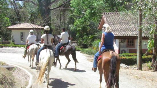 La Montana Club Ecuestre: riding