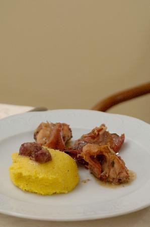 ... i piatti della tradizione...