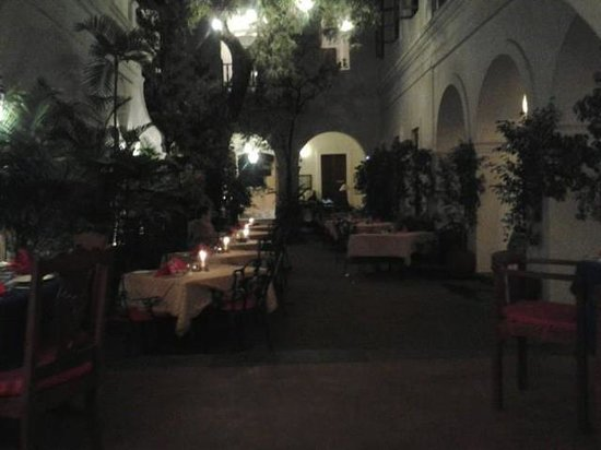 Neemrana's Carte Blanche : Carte Blanch French &  creole Cuisine