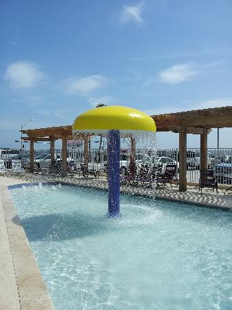 Gaido's Seaside Inn : The Mushroom Shower