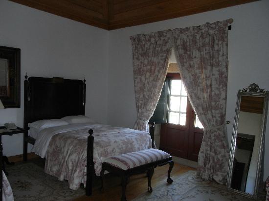 Hotel Rural Casa dos Viscondes da Varzea: Suite