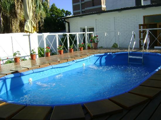 Hotel San Martin : Pool