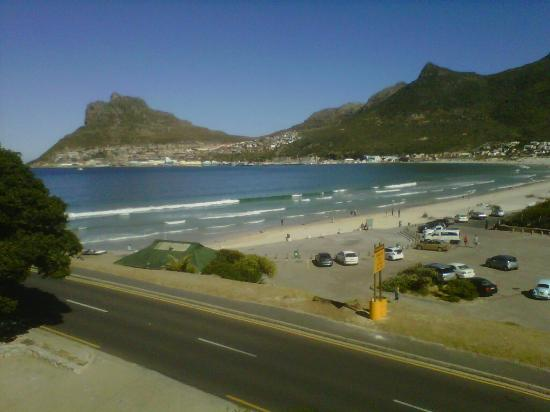 Chapmans Peak Beach Hotel: 10 am sunday morning