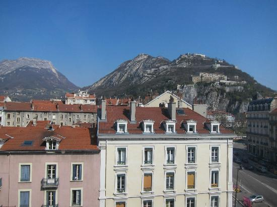 Ibis Styles Grenoble Centre Gare : nice view