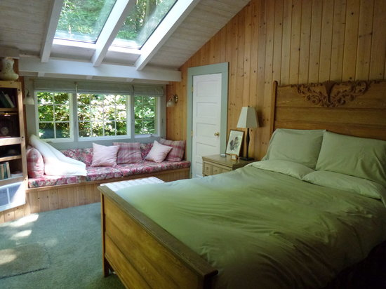 Bridal Veil Lodge: Cottage room #2