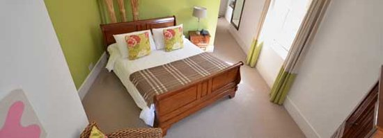 Pier House Bed and Breakfast: Superior room