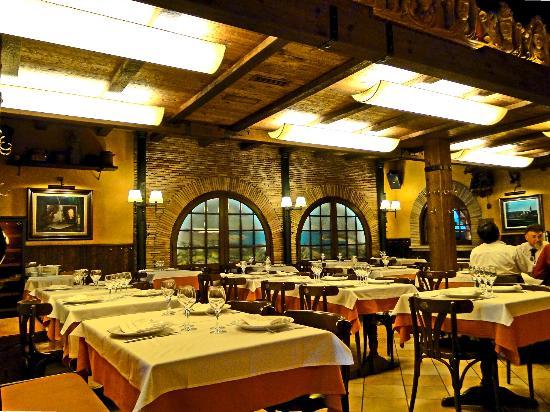 Casa Marieta: Comedor principal