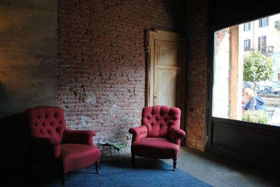Hotel Maison Borella: Reception