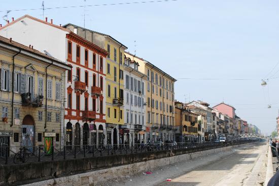 Hotel Maison Borella: Area