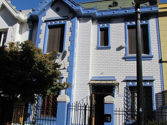 Casa de Triana: fachada