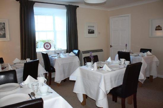Skerrols House : Breakfast Room