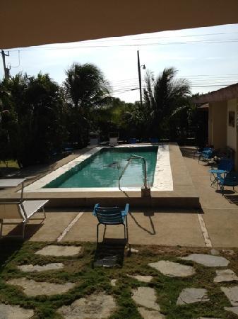 Hotel Casa de Campo Pedasi: poolside