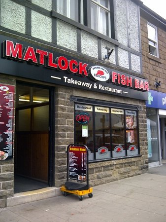 ‪Matlock Fish Bar‬