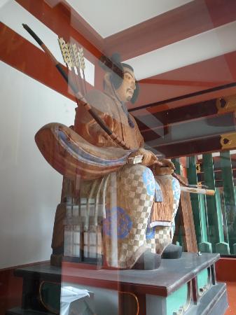 日枝神社, 神門