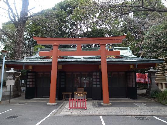 日枝神社, 末社