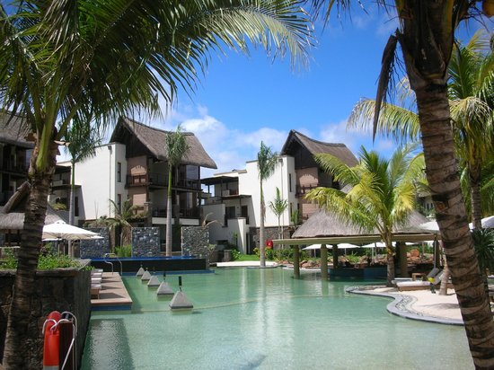 Angsana Balaclava Mauritius : Garden Suite accommodation
