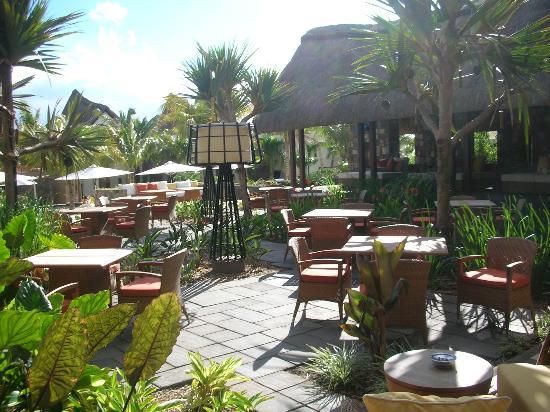 Angsana Balaclava Mauritius: Outdoor Dining
