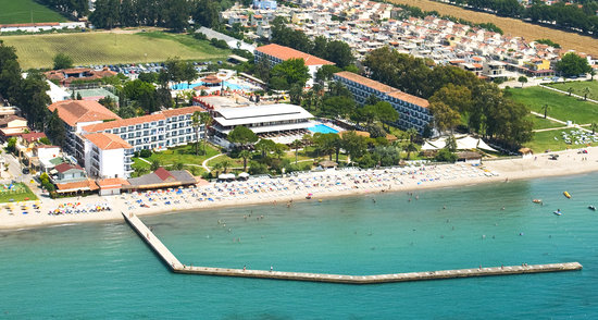 Atlantique Holiday Club: Aerial view