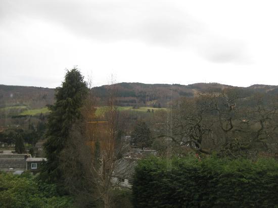 Knockendarroch Hotel & Restaurant : View from room