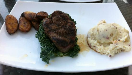 Largo Bar & Grill: Filet Mignon