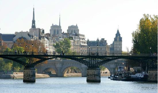 Esprit de Paris: Pont de Arts
