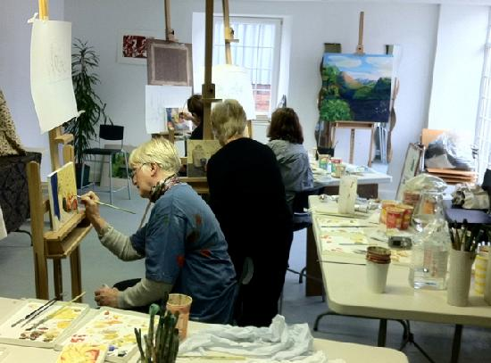 art4you Scotland: day art class