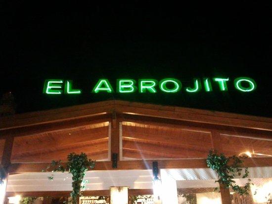 El Abrojito : Front of the 'restaurant'
