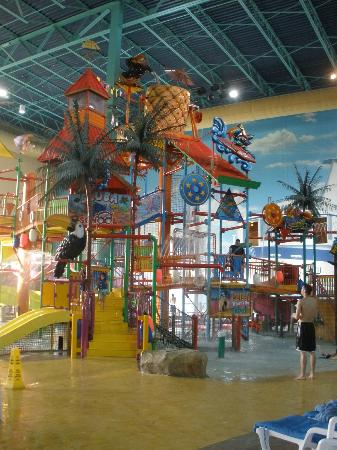 KeyLime Cove Indoor Waterpark Resort: Key Lime Cove Water Park