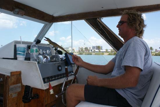 Classic Cruises: Captain Brian