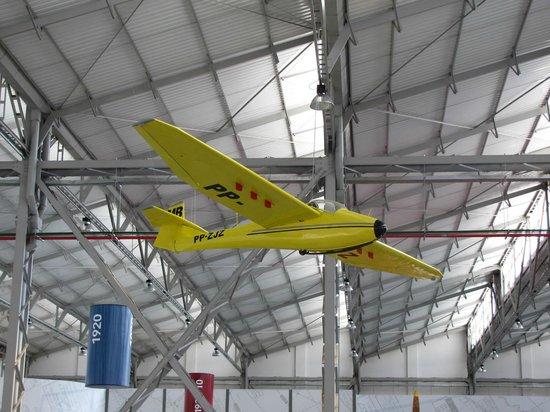 TAM Museum: Planador