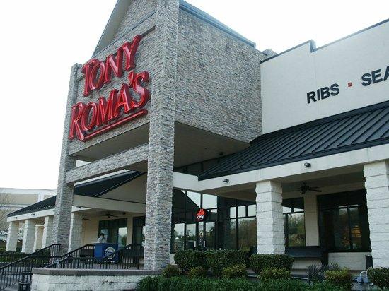 Tony Roma's : Resturant Exterior