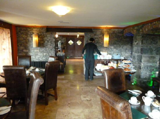 Annebrook House Hotel: Breakfast restaurant