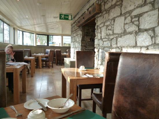 Mullingar, Irlandia: Breakfast restaurant
