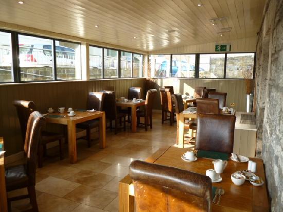 Mullingar, Ιρλανδία: Breakfast restaurant