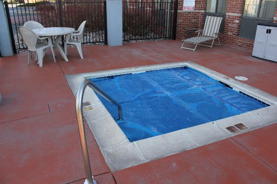 Comfort Suites Highlands Ranch Denver Tech Center Area: Pool