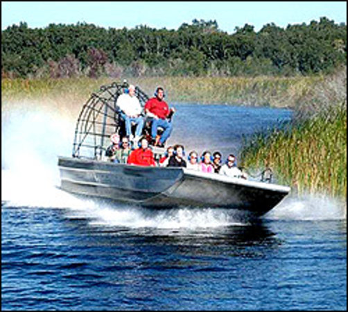 Oak Alley Airboat Swamp Tour Review