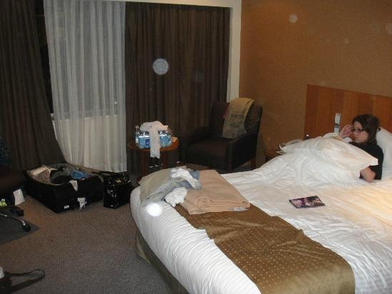 Holiday Inn Potts Point - Sydney: our room