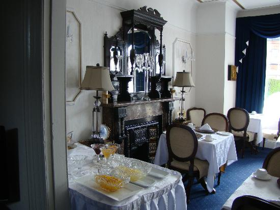 Audley House: Dining Room