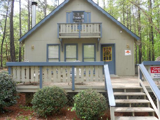 Pine Mountain Club Chalets: Our little Chalet in the woods